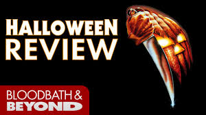 halloween 1978 movie review youtube