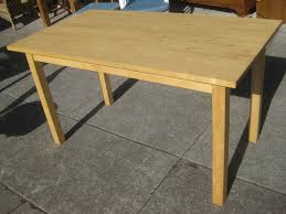 Ikea Tables And Chairs by Uhuru Furniture U0026 Collectibles Sold Ikea Norden Birch Table 80
