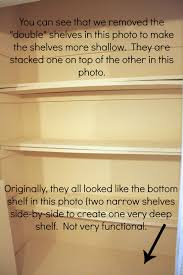 What Is The Standard Height Of Kitchen Cabinets by Top 5 Pantry Organization Tips Pantry Makeover Designer Trapped