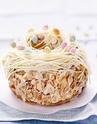 une recette de cuisine le nid de pâques de christophe felder pour 8 personnes recettes