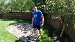 How To Clean Wool Area Rugs by Outdoor Rug Cleaning Youtube