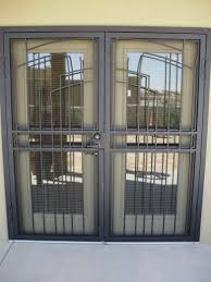 Insect Screen For French Doors - security screen for french doors 3152