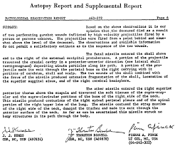 autopsy report template post mortem report exle fieldstation co