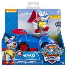 target black friday boos sam paw patrol apollo u0027s pup mobile vehicle and figure target