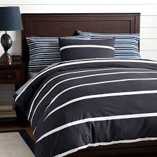 Pb Teen Duvet Boathouse Stripe Duvet Cover Sham Pbteen