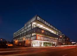 schmidt hammer lassen architects to design zero energy office