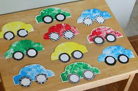 40 car activities for toddlers and preschoolers buggy and buddy