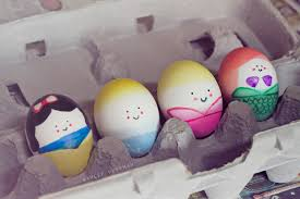 Decorating Easter Eggs Hard Boiled by 24 Pop Culture Easter Eggs Featuring Kids U0027 Favorite Characters