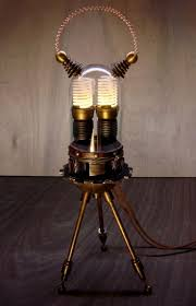 399 best steampunk lighting images on pinterest steampunk lamp