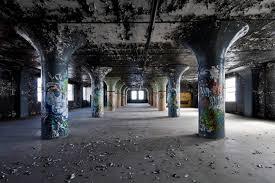 abandoned spaces abandoned