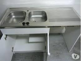 evier cuisine avec meuble meuble d evier cuisine beautiful meuble evier inox clasf meuble de