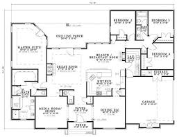 side split ranch house plans u2013 house style ideas