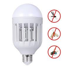 amazon com ihomy electronic insect killer bug zapper light bulb