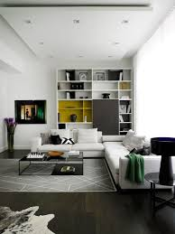 Contemporary Modern Living Room Wall Designs Design Ideas - Living room modern designs