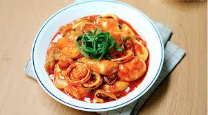 cuisine cor馥nne recette recette du tteokbokki cuisine coréenne cahier de seoul