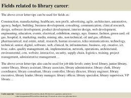 cover letter for library position library assistant cover letter