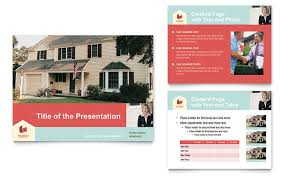home real estate powerpoint presentation powerpoint template