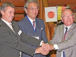 Stadt Bad Krozingen Bad Krozinger Delegation Besuchte Japan Südbadisches Medienhaus