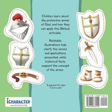 ephesians 6 10 18 the armor of god bible chapters for kids