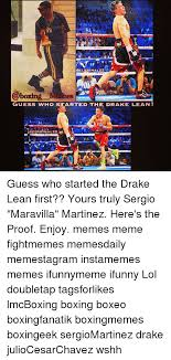 Drake Lean Meme - gelanimal22 guess who started the drake lean edanimal22 guess who