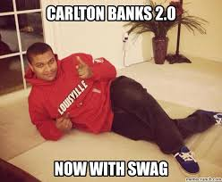 Carlton Meme - banks 2 0