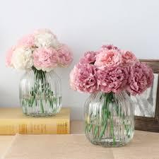 Artificial Flowers Cheap Aliexpress Com Buy 10pcs Cute Silk Artificial Flowers Cheap