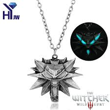 wild hunt witcher 3 werewolf the witcher 3 wild hunt wolf necklace pendant game of thrones stark