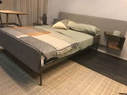 inspiring ways of decorating with a grey bed frame