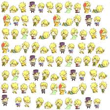 anime wrapping paper this is one adorable chibi anime wallpaper they are from jojo s