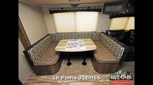 2018 palomino puma 31bhss travel trailer bunk house in claremore