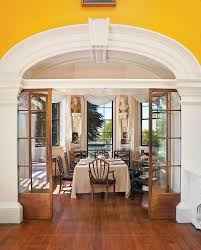 Monticello Dining Room Designing Presidents Virginialiving Com