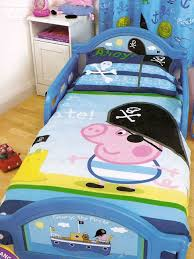 Peppa Pig Toddler Duvet Cover Duvet Covers Peppa Pig Junior Duvet Cover Set Anti Allergy