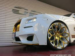 rolls royce white 2016 white rolls royce wraith with gold accents from office k is an