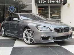 2015 bmw 650i coupe used 2015 bmw 6 series gran coupe for sale pricing features