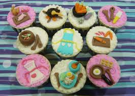Themed Kitchen Decor Cupcake Decoration For Kitchen Cupcake Design Accessories For