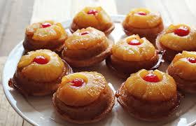 mini pineapple upside down cakes u2013 a beautiful mess