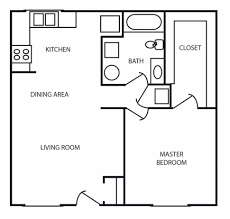 large apartment floor plans plans one bedroom house apartment floor designs small home p 1