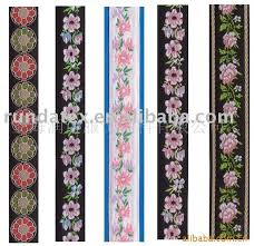 patterned ribbon flower pattern ribbon buy ribbon flowers gift packageing