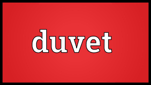 What Is The Meaning Of Duvet Duvet Meaning Youtube