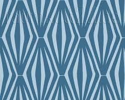 Wohnzimmer Tapeten Design Schöner Wohnen 5 Vlies Tapete 944030 Blau