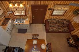affordable smoky mountain 1 bedroom cabin rental