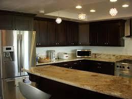 Espresso Kitchen Cabinets Ideas  READINGWORKS Furniture  Elegant - Espresso kitchen cabinets