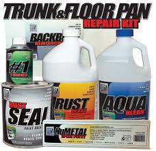 Floor Repair Kit Trunk And Floorpan Repair Kit Stop Rust Rustseal Kbs Coatings