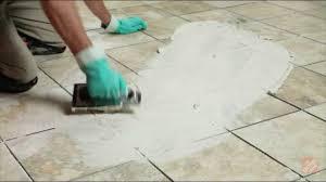 installing ceramic and porcelain floor tile 13 remove