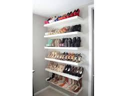 armadi per scarpe 12 modi originali per tenere le scarpe in ordine o almeno provarci