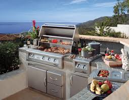 Outdoor Kitchen Furniture Barbecue Islands Las Vegas Outdoor Kitchen