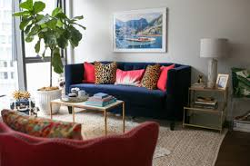 help me decorate my living room fun living room tour in chicago s gold coast bows sequins