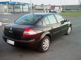 Car Picker Black Renault Megane