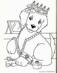 dog coloring pages online beautiful lisa frank coloring pages 36 in coloring pages for kids