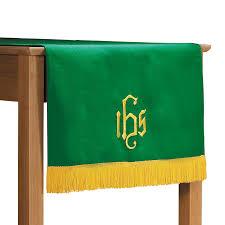 worship supplies altar ware altar frontals u0026 runners living grace